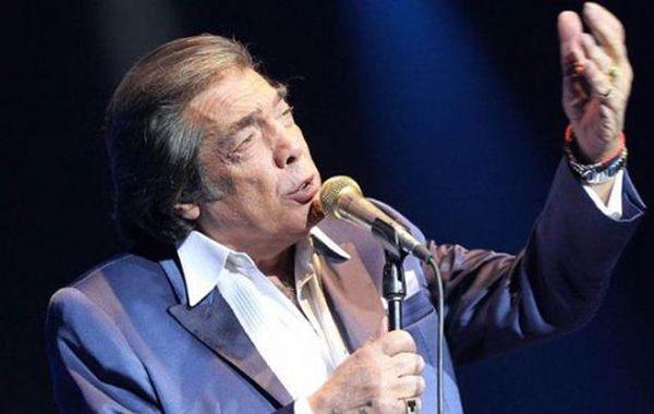 El popular cantante pasó los últimos seis meses internado por complicaciones en su salud.