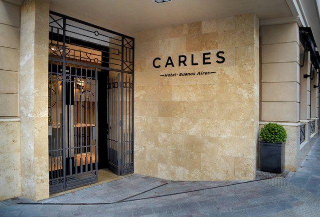 Carles Hotel Buenos Aires, un palacio boutique para clientes corporativos