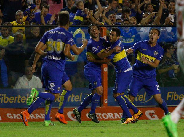 Boca consiguió un agónico triunfo ante Unión de la mano de Carlos Tevez.