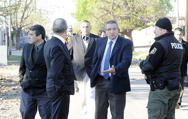 Magistrado. El juez Juan Carlos Vienna lleva adelante la causa de Los Monos y la supuesta connivencia policial.