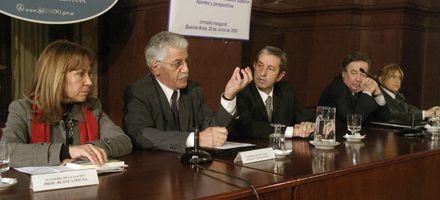 Con eje en la función social, debaten la nueva ley de educación superior