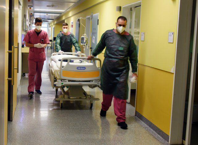 Rosario registró 21 muertes por coronavirus en las últimas 24 horas