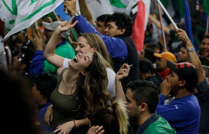 Un poroto para Scioli: derrotó a Macri en las redes sociales