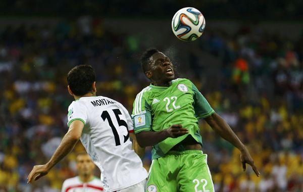 Nigeria e Irán empataron sin goles en el cierre de la primera fecha del grupo de Argentina