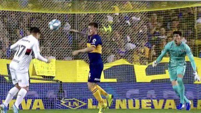 Andrada puede volver al arco de Boca el próximo domingo en Rosario ante Newells.