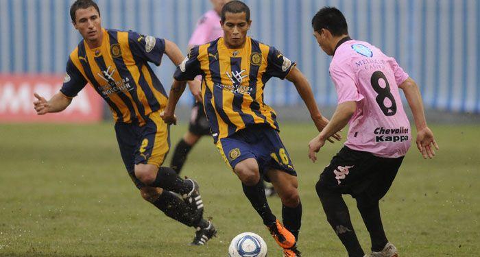 Central: Lazo le saca una luz de ventaja a Rivarola para ser titular ante Unión