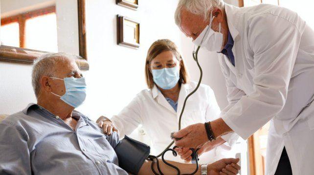 El aislamiento al que obligó la pandemia de coronavirus complicó la situación de los enfermos cardíacos.