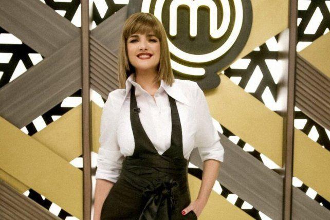 Araceli González fue este jueves la invitada sorpresa de Msterchef Celebrity 2.