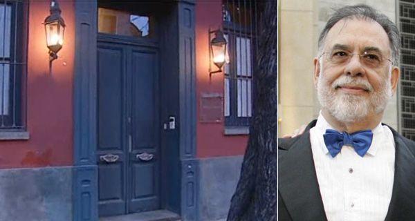 Roban por segunda vez el hotel que Francis Ford Coppola tiene en Argentina