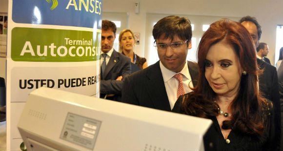 Cristina bajó los intereses de los préstamos bancarios de jubilados y pensionados
