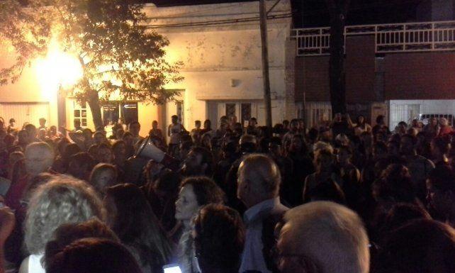La tragedia de Monticas generó congoja y bronca en los vecinos de Casilda