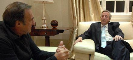 Cobos criticó duro a Kirchner y llenó de elogios a Reutemann
