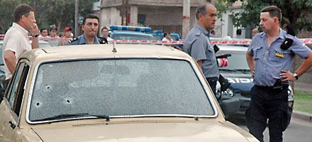 Robo fallido, feroz tiroteo y famoso ladrón abatido en barrio Belgrano