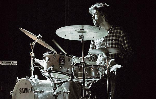 """A parche batido. Daniel """"Pipi"""" Piazzolla afirma que se siente """"un tocador"""" y que quiere experimentar todo el tiempo."""