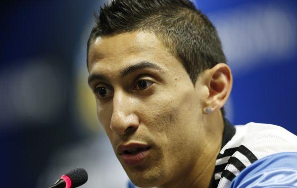 Di María rechazó las críticas al juego de la selección.
