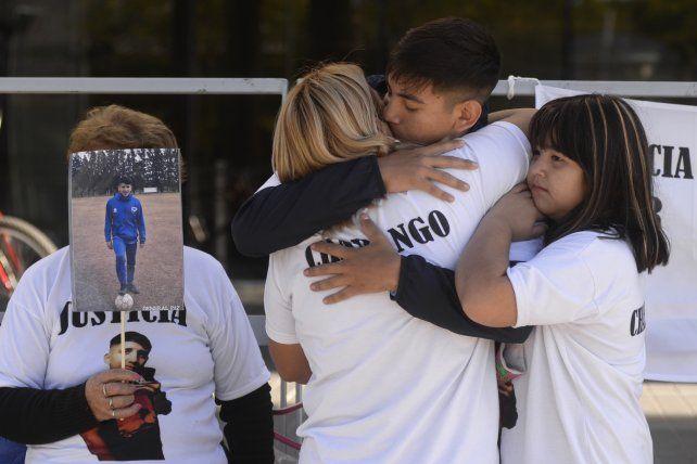 La familia de Gonzalo Molina no tiene ninguna explicación de por qué mataron al chico