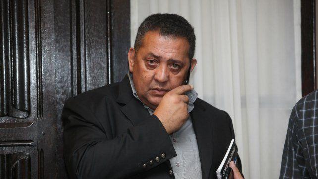 El dirigente kirchnerista Luis DElía