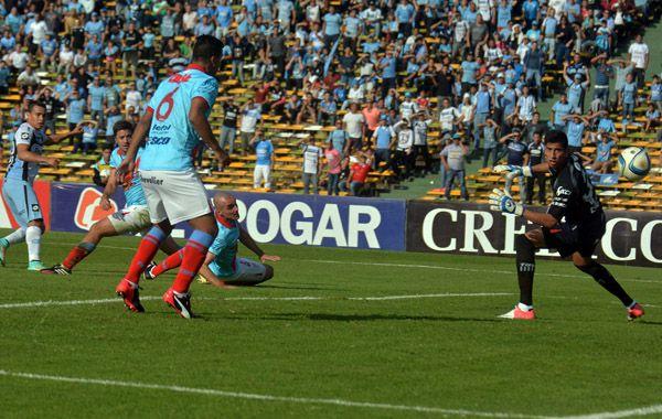 Belgrano manejó el partido y merecidamente se quedó con los tres puntos.