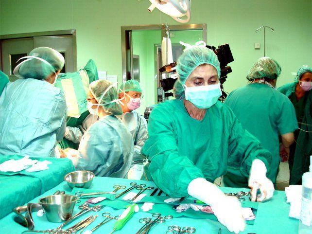 El paciente sufrió una fractura en el cuerpo cavernoso de su miembro viril.