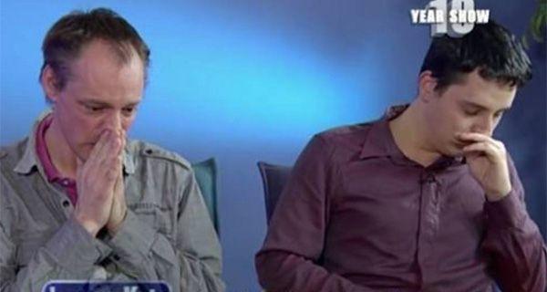 Dos hombres estaban por casarse y descubrieron que eran hermanos