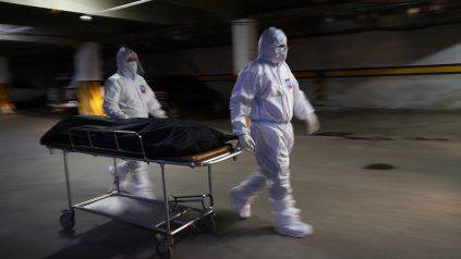 Coronavirus: Rosario registró 98 muertes por coronavirus en la última semana