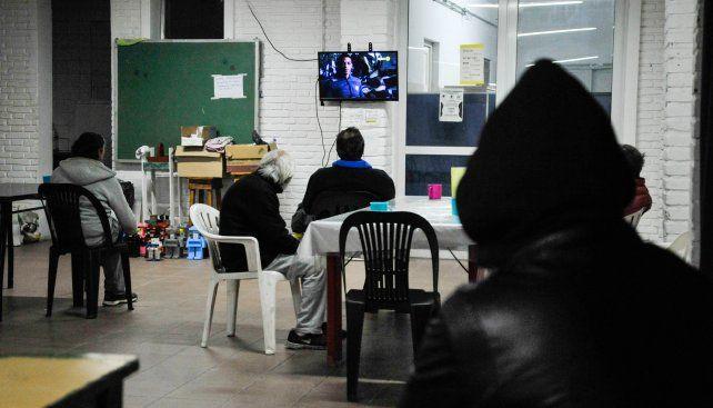 Refugio municipal para personas en situación de calle Grandoli 3450