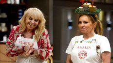 El duelo. Villafañe y Franchín irán en busca de la consagración esta noche en el reality de cocina.