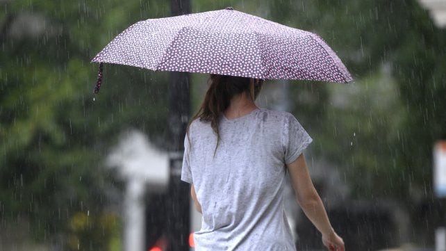 El pronóstico del tiempo anuncia lluvias desde esta tarde y hasta el viernes