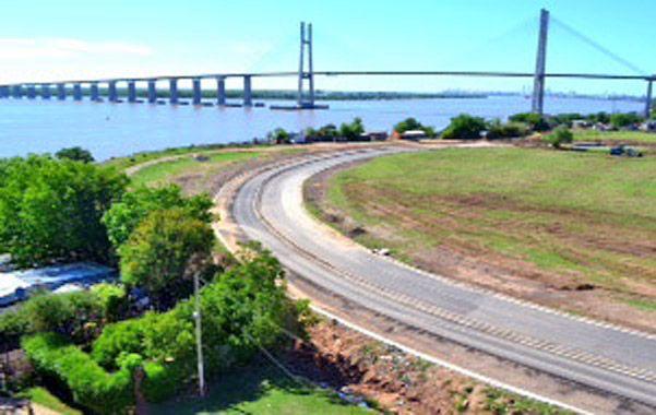 El proyecto Parque Cabecera del Puente es fruto de una inversión del gobierno nacional cercana a los 26 millones de pesos.
