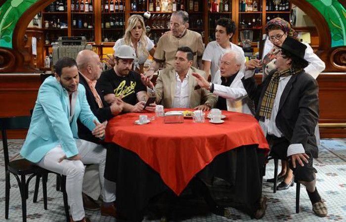 Guillermo Cóppola se bajó del ciclo Polémica en el bar