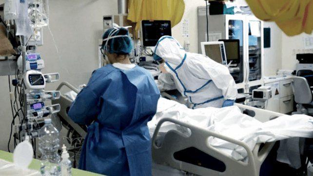 Ponen en marcha un protocolo para pacientes graves de coronavirus
