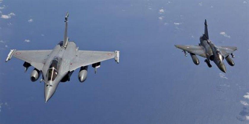 Los ataques aéreos se desencadenaron durante la noche del domingo y esta madrugada.
