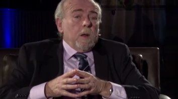 Análisis. El presidente de la Bolsa de Comercio de Rosario, Daniel Nassini, se refirió a la pospandemia.