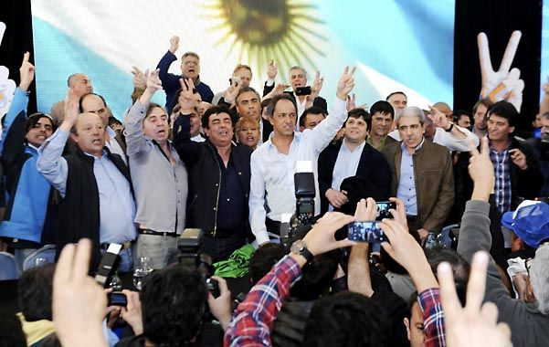 Genética peronista. El PJ de la provincia de Buenos Aires se reunió en Mar del Plata