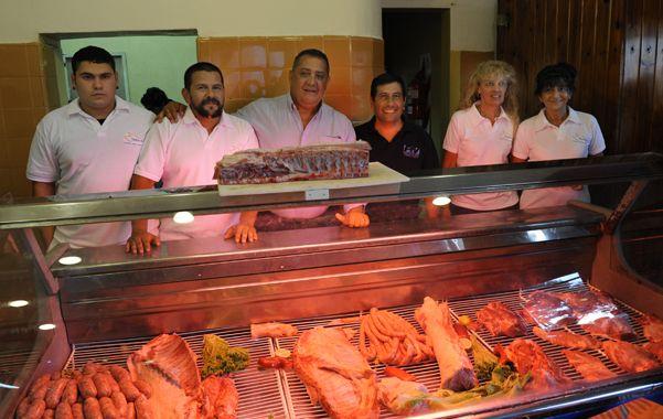 Carne para todos. Luis D'Elía y Juan Carlos Rodríguez