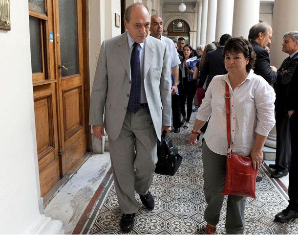 Zaffaroni cuestionó la partidización de parte de la justicia.