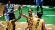 Libertad sumó un gran triunfo ante Oberá en la Liga Nacional