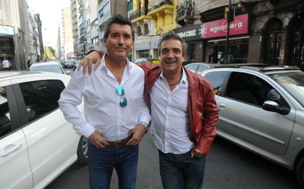 En Rosario. Cherutti y Artaza
