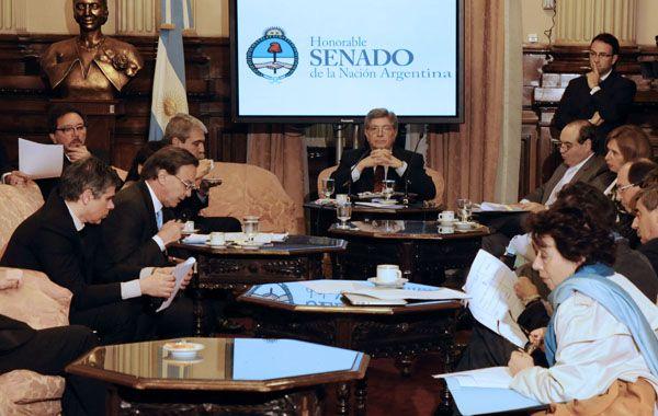 El senador Pichetto admitió que la iniciativa tiene un trasfondo relacionado con la ley de medios.