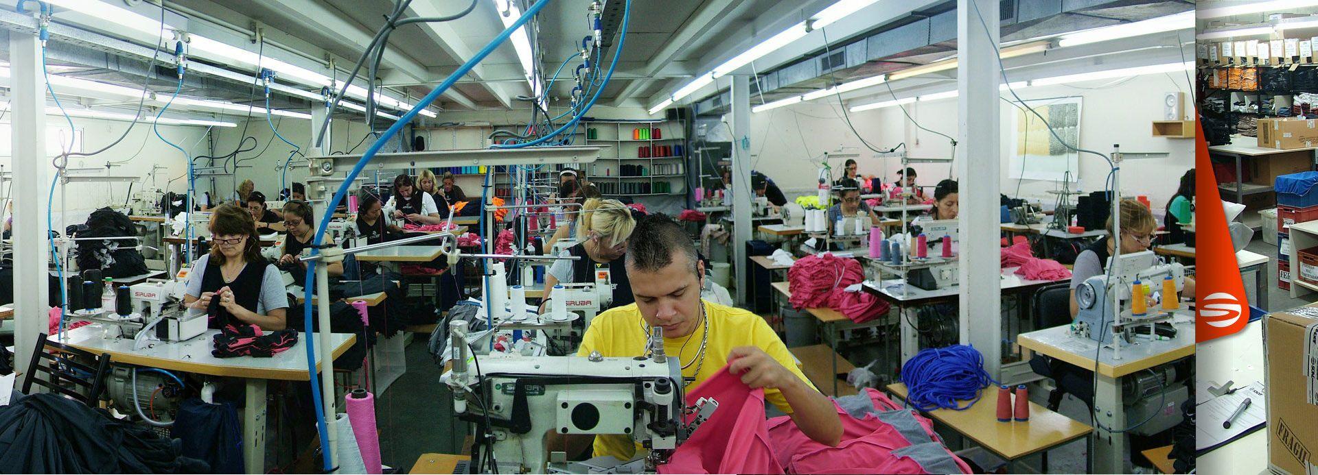 trabajo decente. La fabricación de indumentaria