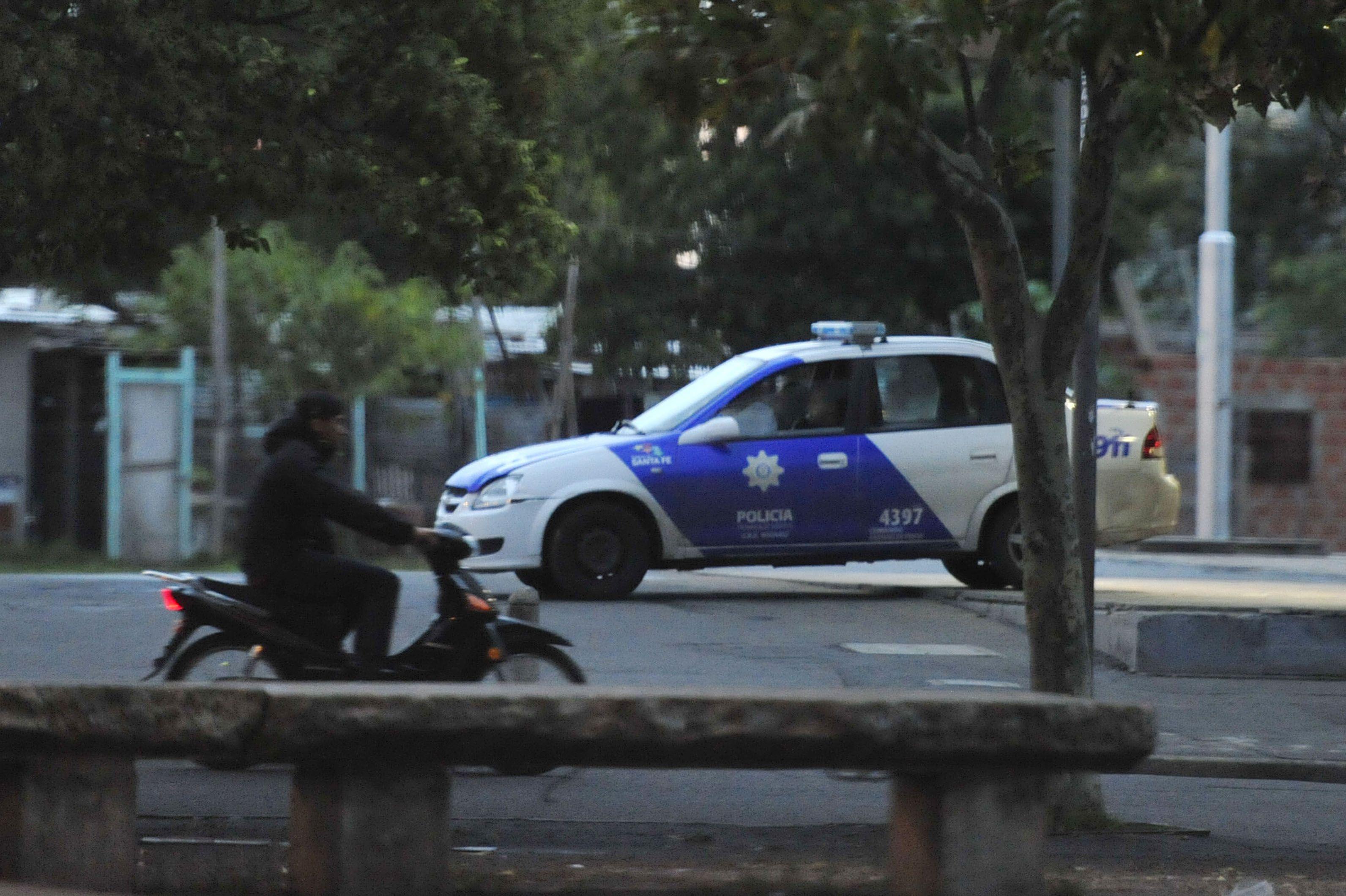 Los móviles policiales son clave para responder ante las denuncias que se registran en el 911