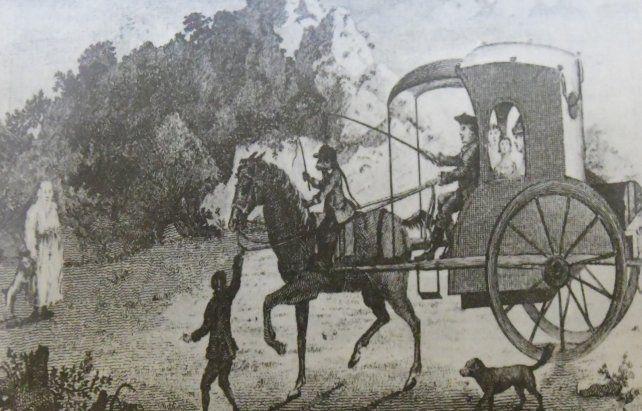 Mujeres en viaje