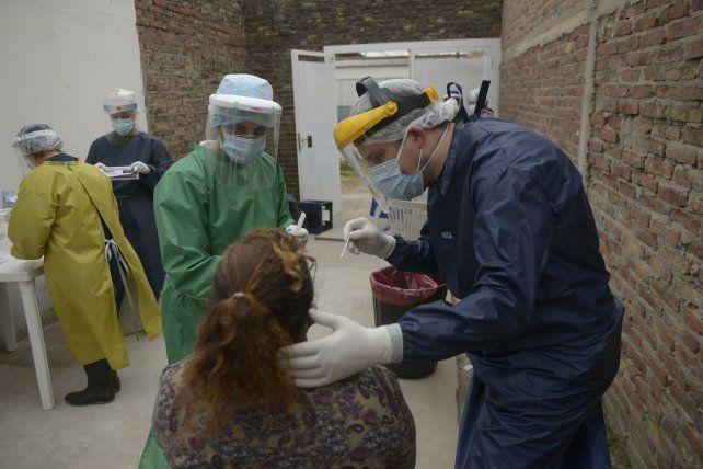La odisea de una familia que se contagió coronavirus en una mudanza