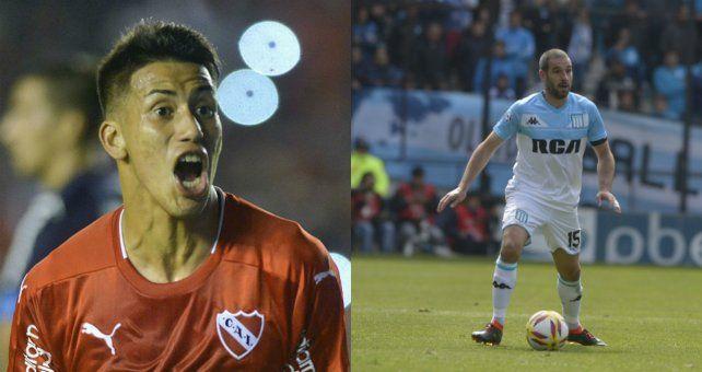 Goleador. Lisandro López va de entrada. Armador. Meza es clave para Holan.