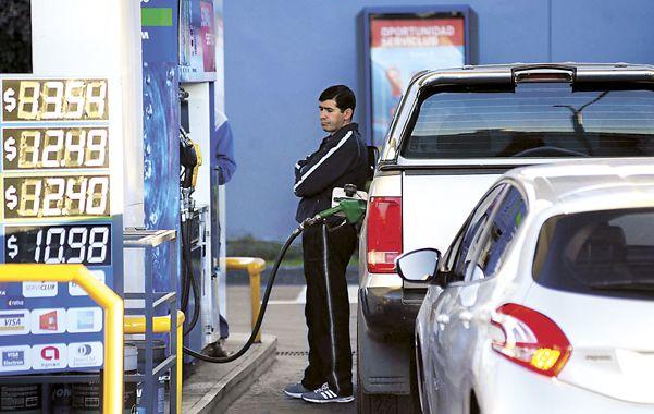 Lo que primero impacta a la hora de hacer los números es el precio de los combustibles