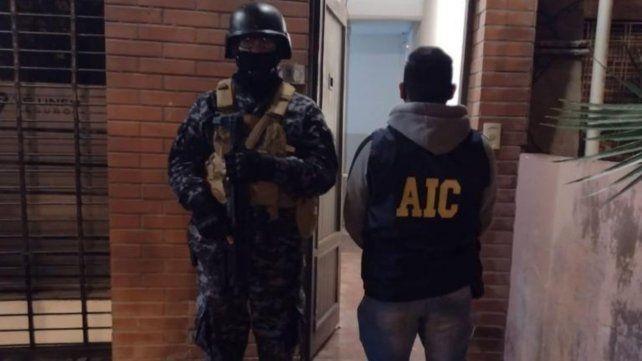 En una serie de allanamientos realizados en marzo cayó parte de la banda que concretó el robo.