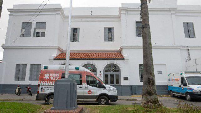 Roque Sáen Peña. Dos sujetos fueron trasladados al hospital este domingo. Uno de ellos falleció.
