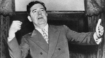 Huey Long fue gobernador de Luisiana entre 1928 y 1932.