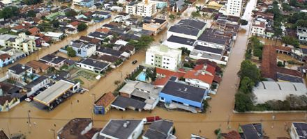 Las lluvias en Brasil continuarán y ya hay 105 víctimas fatales