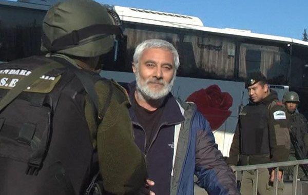 Imagen de archivo del exagente de inteligencia Roberto Galeano